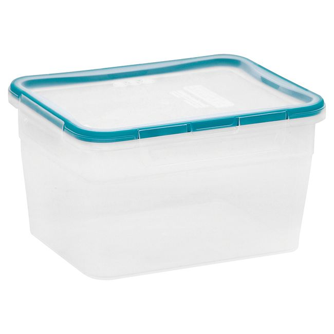 15.89-cup Plastic Food Storage Container