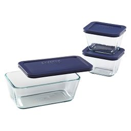 Simply Store 6-pc Rectangle Set