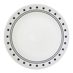 "Livingware™ City Block 6.75"" Plate"