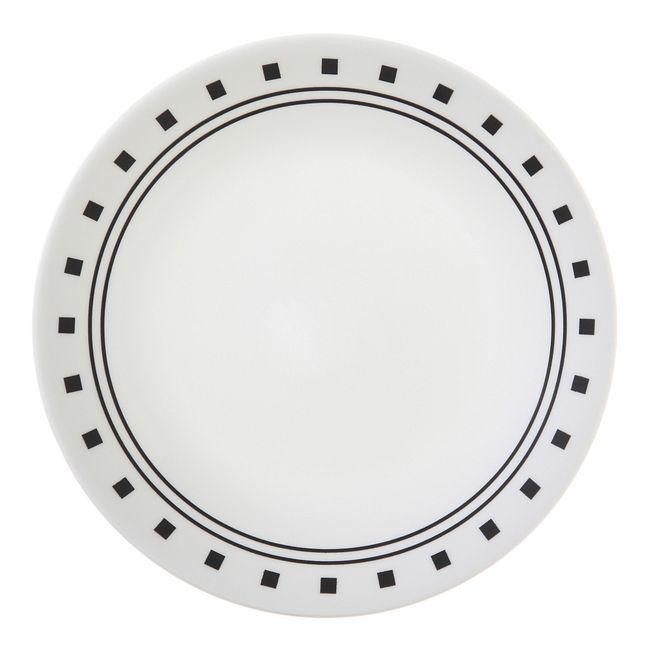 "Livingware City Block 6.75"" Plate"
