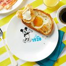 "8.5"" Salad Plate: Mickey Mouse™ - Since 1928"