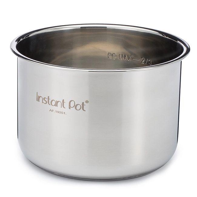 Instant Pot® 6-quart Stainless Steel Inner Cooking Pot