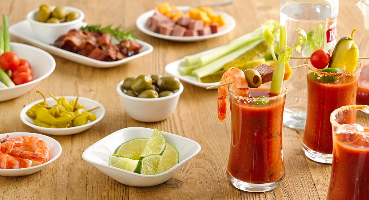 Set Up the Ultimate Bloody Mary Bar
