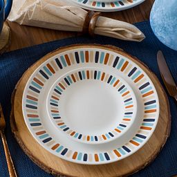 Livingware™ Payden 16-pc Dinnerware Setting on the Table