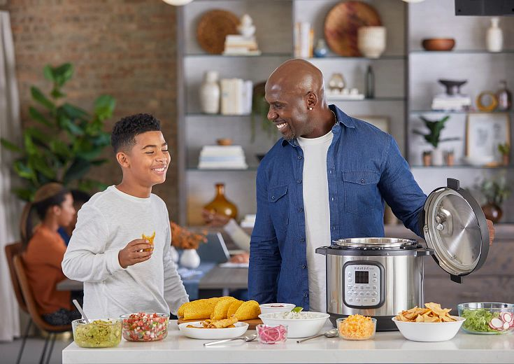 Instant Pot Duo Crisp and Air Fryer