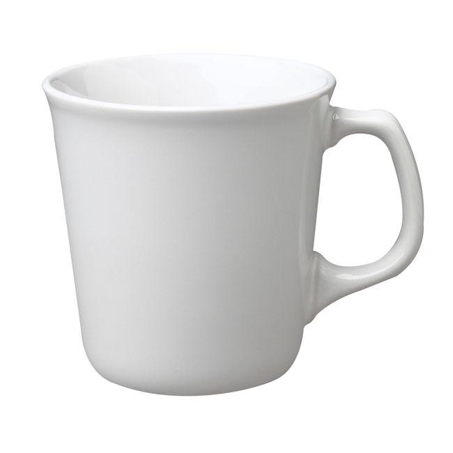 8-ounce White Mug