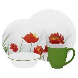 Corelle Kalypso 16-pc Dinnerware Set