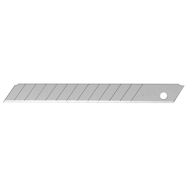 9mm Precision Silver Snap-Off Blade (AB-50B)