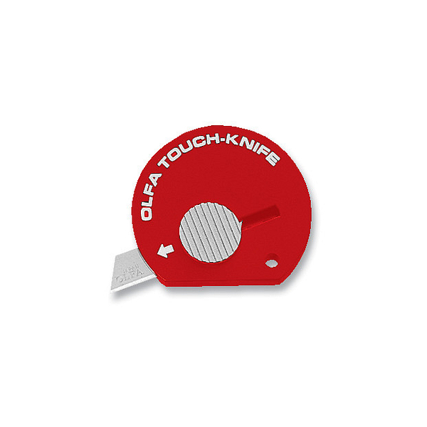Multi-Purpose Touch Knife, Red (TK-4R)