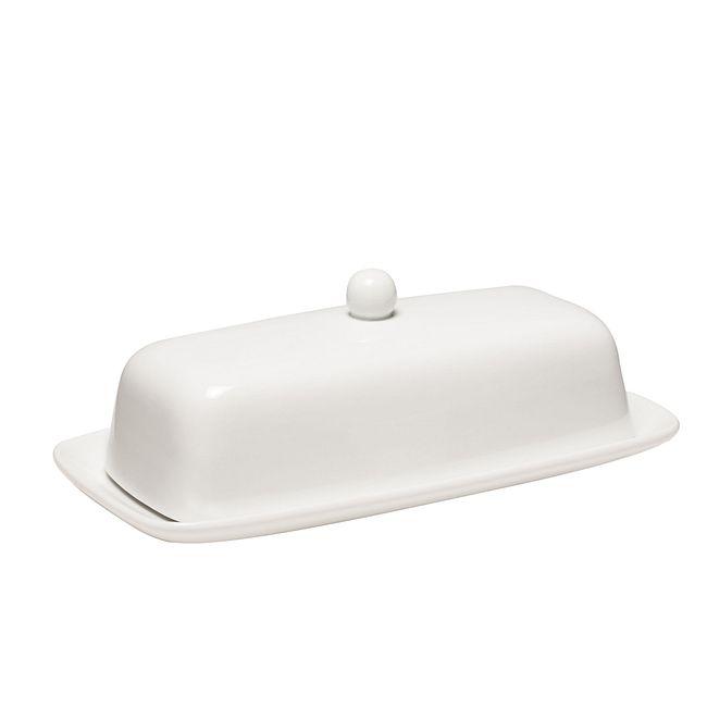 Butter Dish Coordinates w/ Corelle White