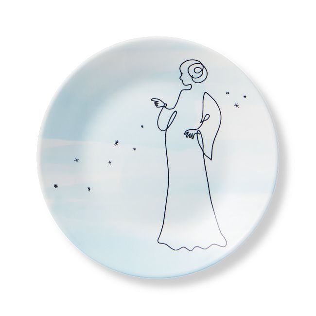 "6.75"" Appetizer Plates 4-pack: Star Wars™"