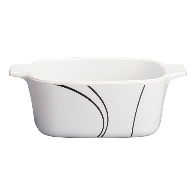 Simple Lines 1.5-liter Casserole Dish