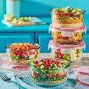 Freshlock™ 10-piece Glass Meal Prep Set