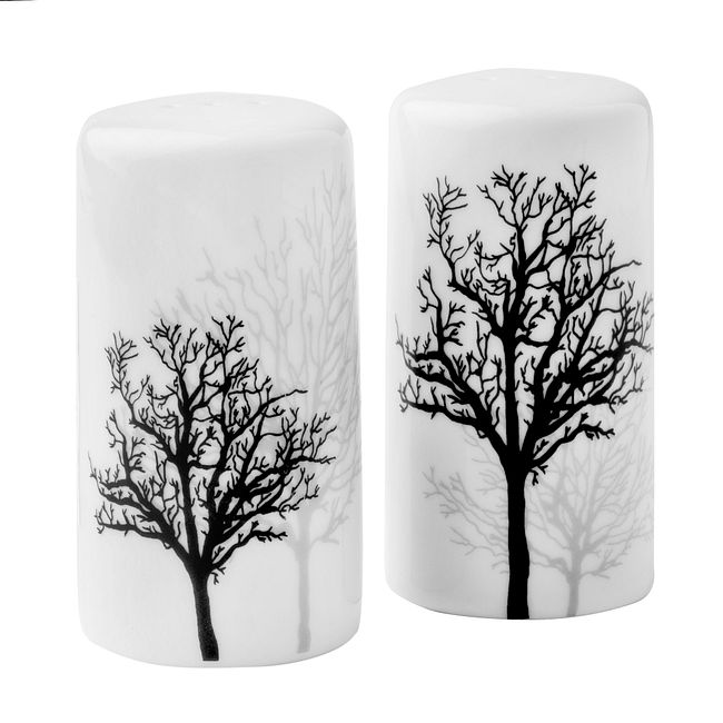 Timber Shadows Salt & Pepper Set