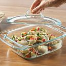 Easy Grab 2-quart Glass Casserole Dish