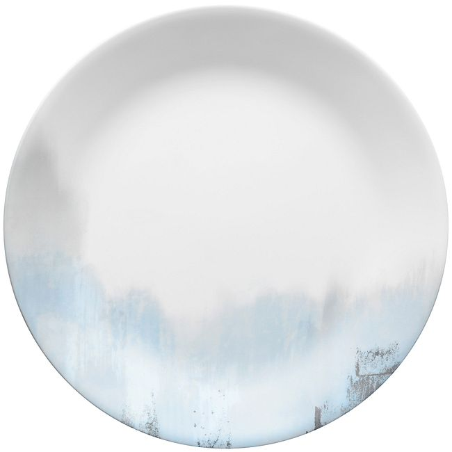 "Boutique Tranquil Reflection 10.25"" Plate"