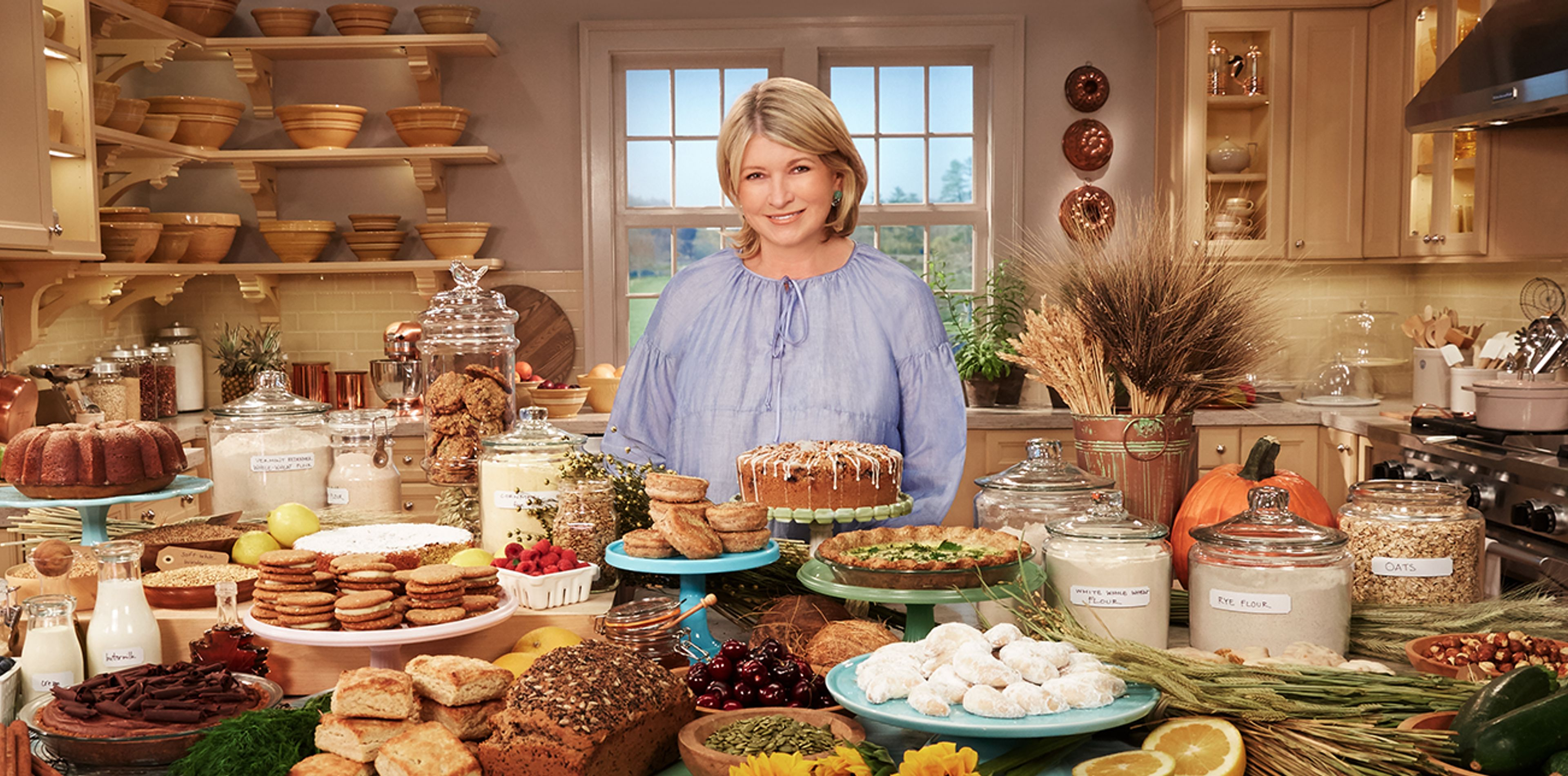 Tips from Martha Bakes