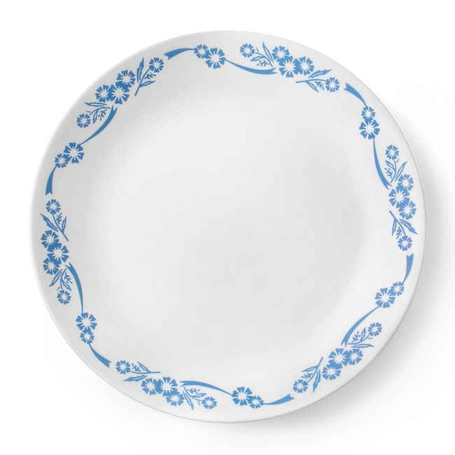 Cornflower Dinnerware Set, Service for 4
