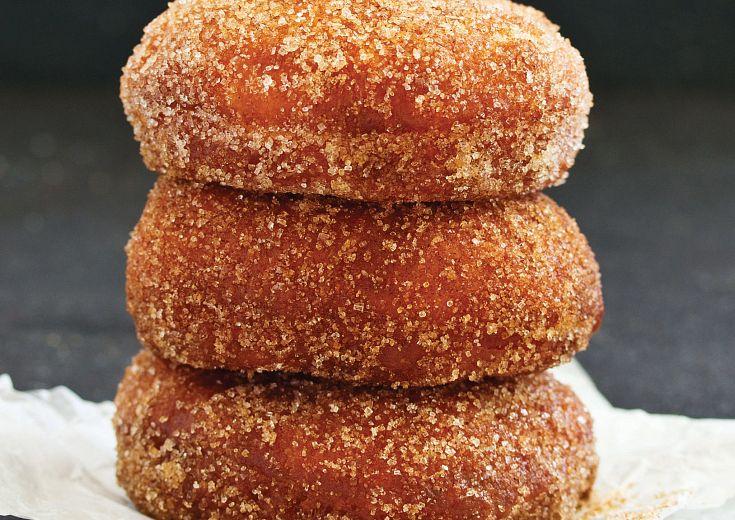 Jelly Bomb Doughnuts