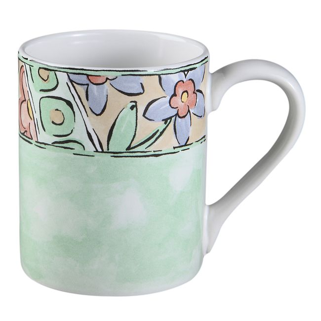 Watercolors 11-ounce Mug