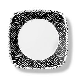 "Imani Square 10.5"" Dinner Plate Set, 6-pk"