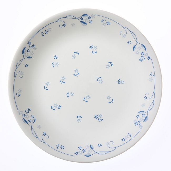 "Provincial Blue 8.5"" Salad Plate"
