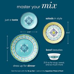 Sorrento mix and match photo - master your mix