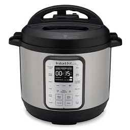 Instant Pot® Duo™ Plus 8-quart Multi-Use Pressure Cooker Version 3 front view