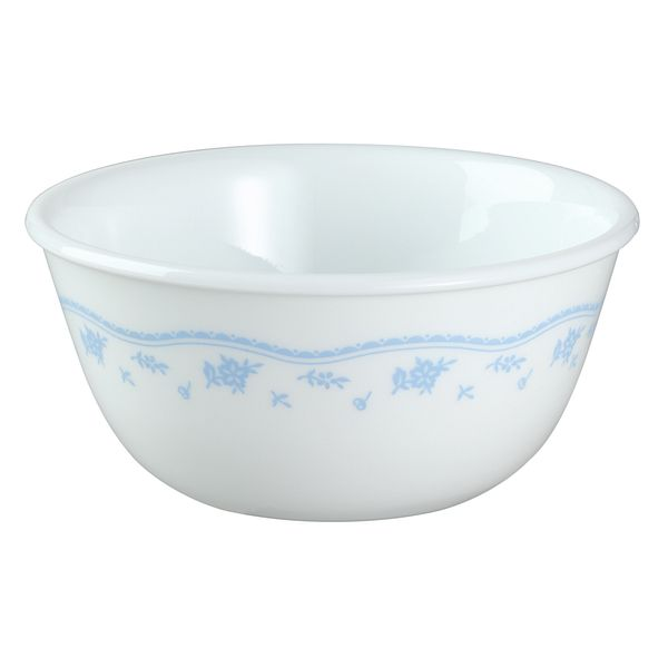 Corelle Morning Blue 12-ounce Rice Bowl