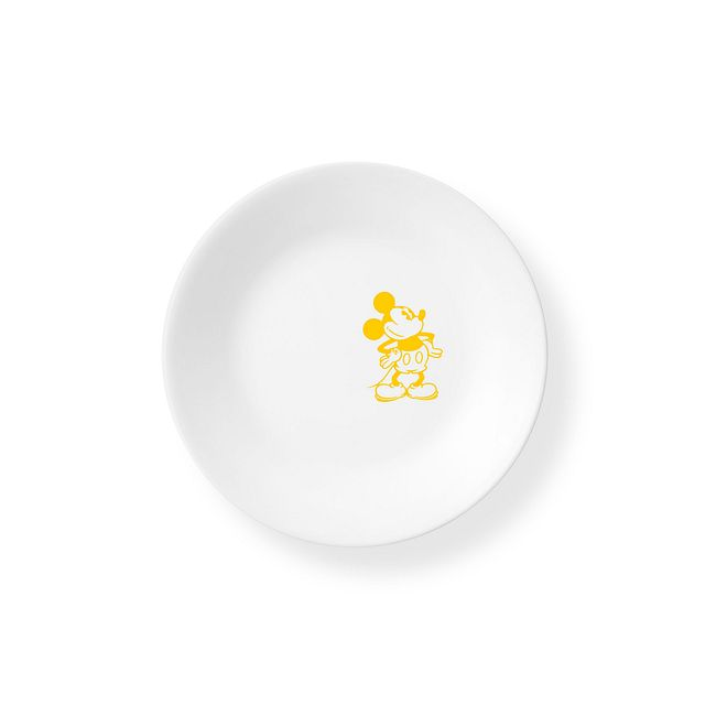 """6.75"""" Appetizer Plate: Mickey Mouse™ - Standing"""