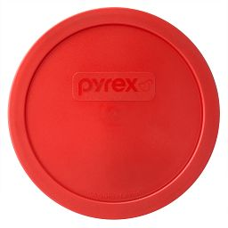1.5-qt Mixing Bowl Plastic Lid  Red