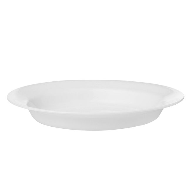 Winter Frost White 15-ounce Rimmed Cereal Bowl