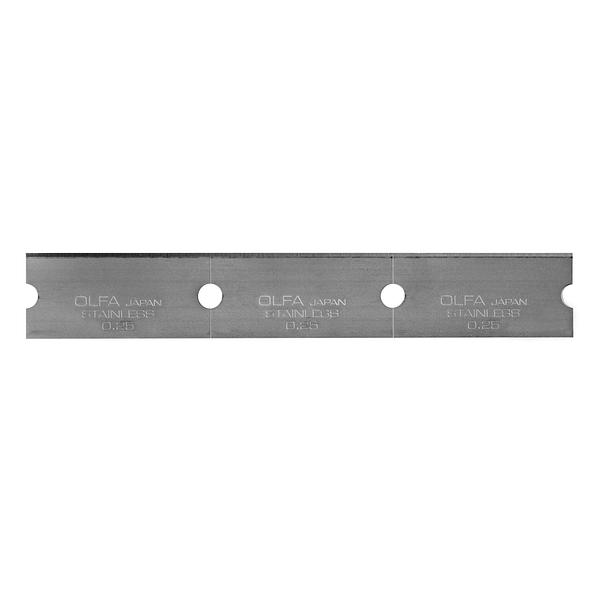 120mm Stainless Glass Scraper Blade (GSB-1S)