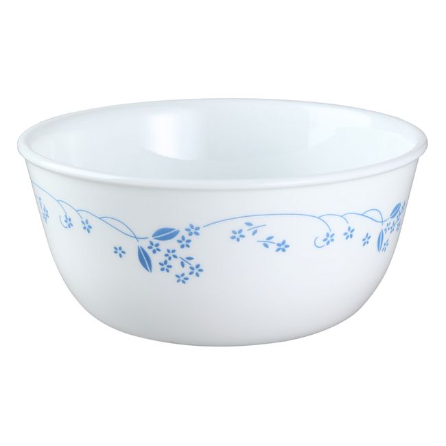 Provincial Blue 28-ounce Large Soup Bowl