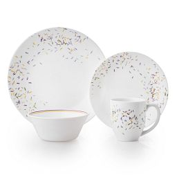 Autumn Dance 16-pc Dinnerware Set