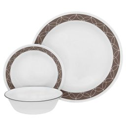 Sand Sketch 18-pc Dinnerware Set