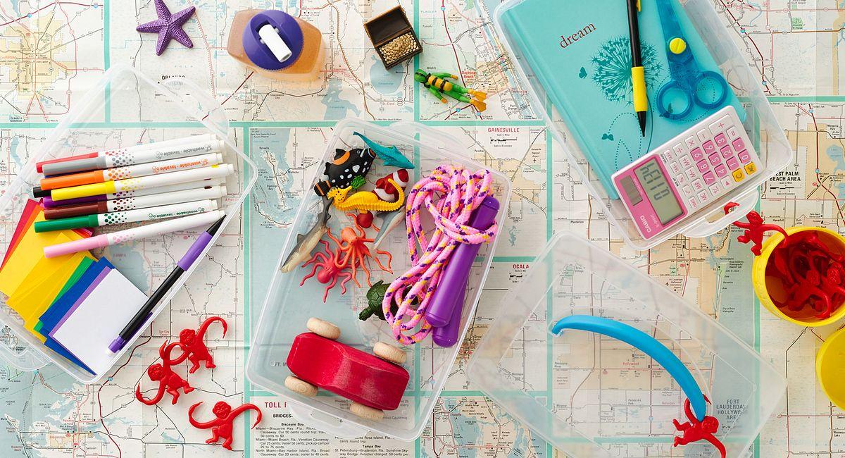 Spring Break Travel: DIY Survival Kits for Kids
