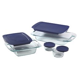 Easy Grab Bake 'N Store 8-pc Set