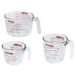 3-pc Measuring Cup Set