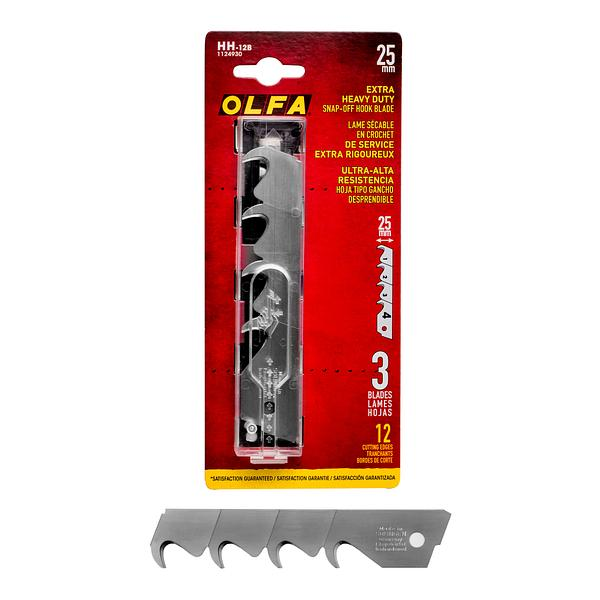 25mm XHD Hook Snap-Off Blade (HH-12B)
