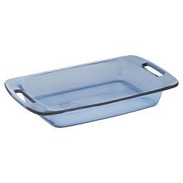 Easy Grab 3-qt Oblong Baking Dish  Atlantic Blue