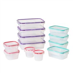 Airtight Food Storage 24-pc Container Set