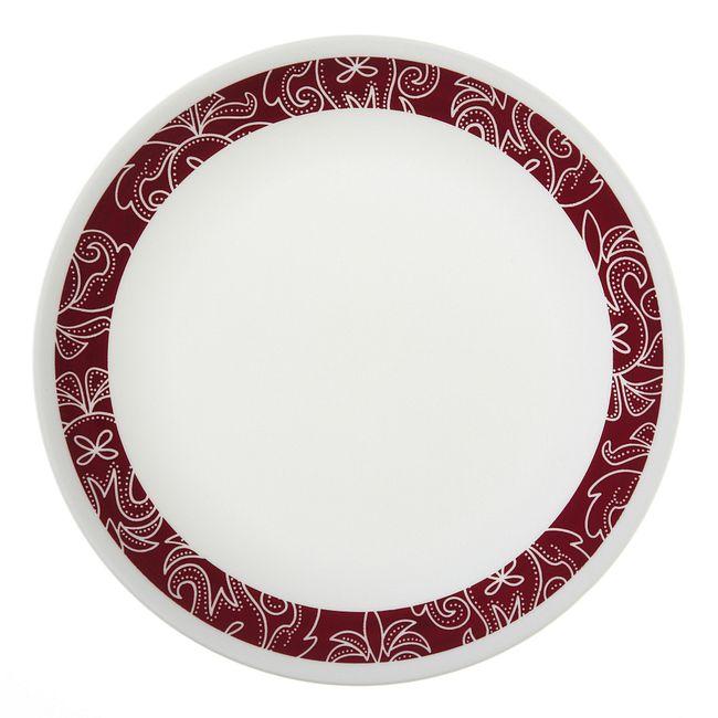 """Bandhani 8.5"""" Salad Plate"""