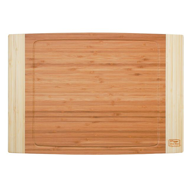 "Woodworks 14"" x 20"" Bamboo Cutting Board"