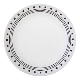 "Livingware™ City Block 8.5"" Plate"