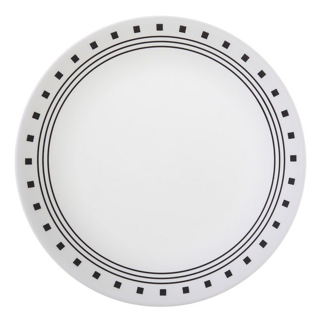 "City Block 8.5"" Salad Plate"
