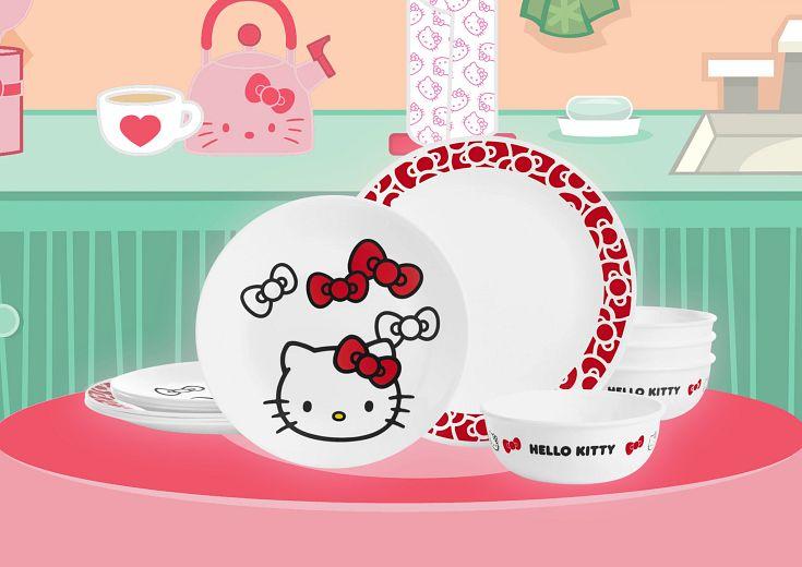 Hello Kitty on