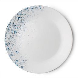 "Vive® Indigo Speckle 10.25"" Plate"