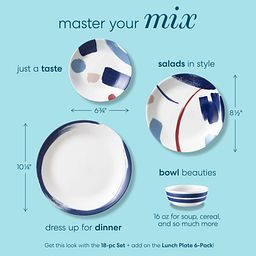 Vivid Splash coordinating pieces - master your mix