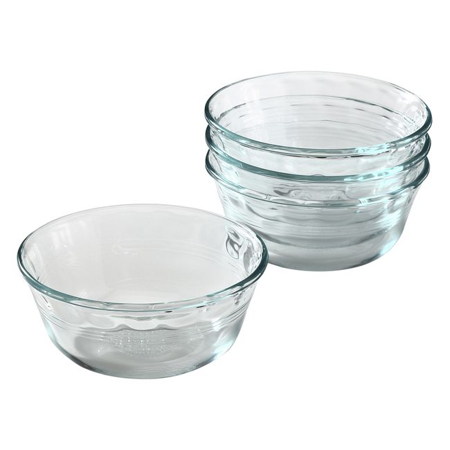 4-piece 10-ounce Custard Cup Set